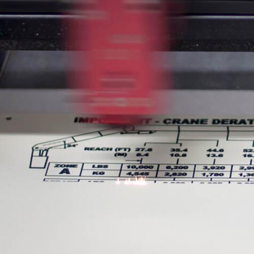 laser-engrave
